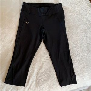 Under Armour Athletic Capri Tight Pants